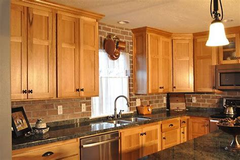 hickory kitchen cabinet hardware 65 best images about hickory cabinets and on 4197