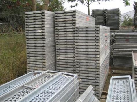 gerüst für treppenhausrenovierung 313 m 194 178 gebrauchtes layher blitz 73 alu ger 195 188 st bauunternehmen