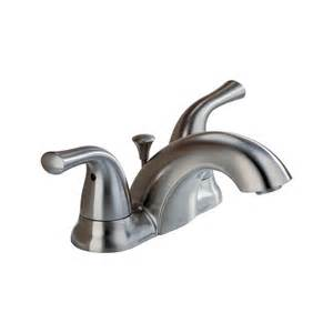 faucet 2520lf ss a in brilliance stainless by delta