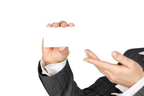 business card contact  photo  pixabay