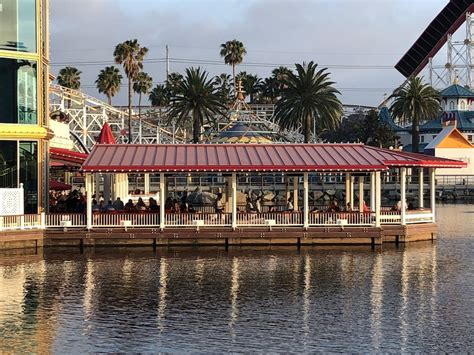 Pier Lounge by The Spotlight Shines On Llight Lounge And Other Pixar
