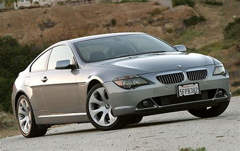 small engine service manuals 2007 bmw 6 series regenerative braking used 2006 bmw 6 series pricing for sale edmunds
