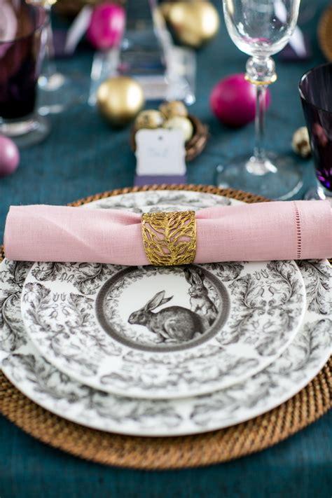 elegant easter table decor huffpost