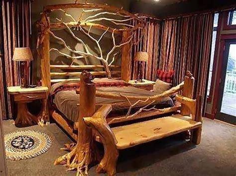 Western Style Master Bedroom