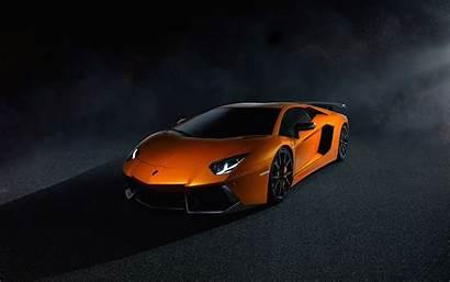 Lamborghini Orange Aventador Lp700 Wallpapers Cars