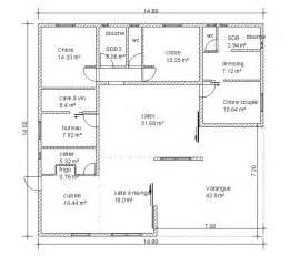 plan maison 90m2 3 chambres plan maison 90m2 3 chambres