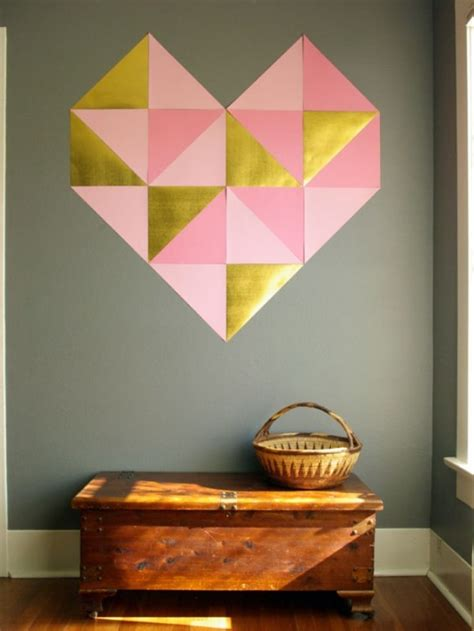 loving diy valentines day wall art ideas