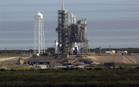 SpaceX launches supplies to space station - LA Times