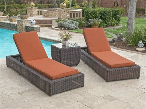 Aluminum Lounge Chairs Pool Best Of Fantastic Wicker