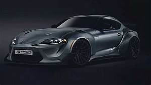 2020 Toyota Supra Widebody Is Exactly What You Want