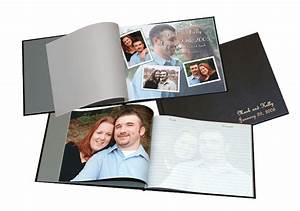 10 web sites where you can create a photo guest book With wedding photo book ideas
