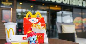 Canadian father sues McDonald's over 'illegal' Happy Meals ...