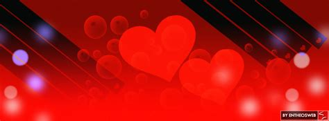 heart facebook covers  valentines day entheosweb