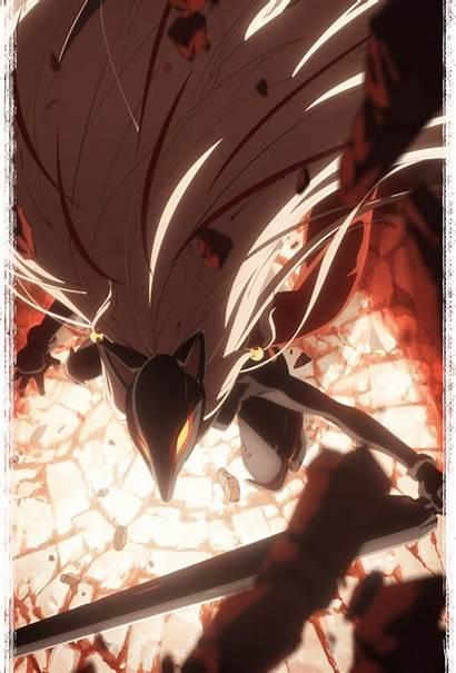 Blackfox Anime Fox Cast Neuer Trailer Zum