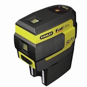 Niveau Laser Stanley : niveau laser int rieur slp3 fat max stanley bricozor ~ Melissatoandfro.com Idées de Décoration