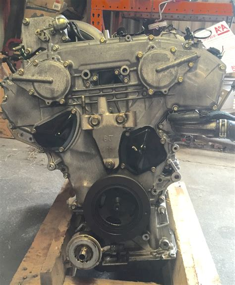 2005 Avalon 3 5l Engine Diagram by Nissan Murano Fwd Engine 3 5l 2003 2004 A A Auto