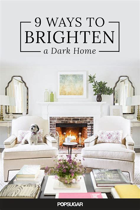 9 easy ways to add instant brightness to a dark room