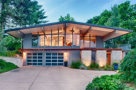 Midcentury Modern Home In Colorado Asks $910k Curbed