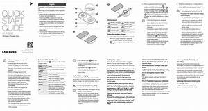 Samsung Wireless Charger Duo Pad User Manual