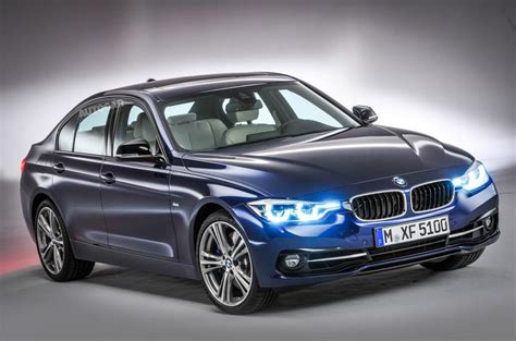2015 Bmw 3 Series Facelift Revealed