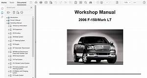 2006 Ford F150 Repair Manual