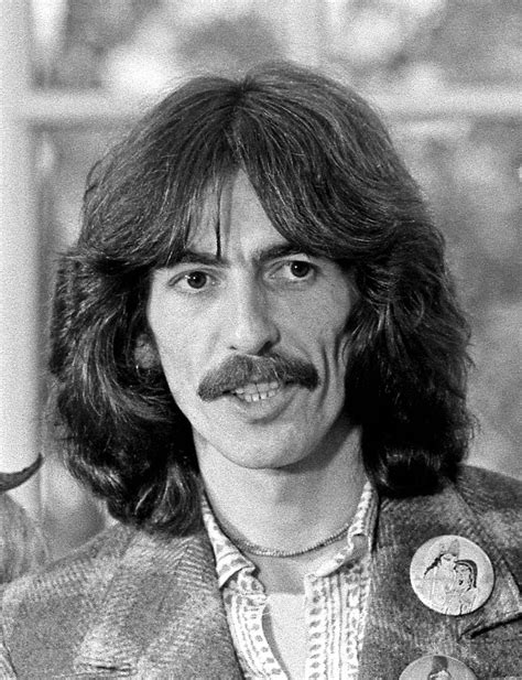 Introduction To George Harrison Mental Itch