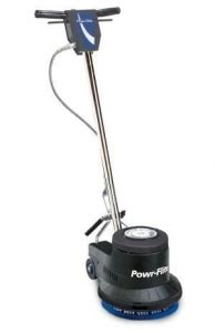 powr flite p131 floor polisher tj s taylor rental