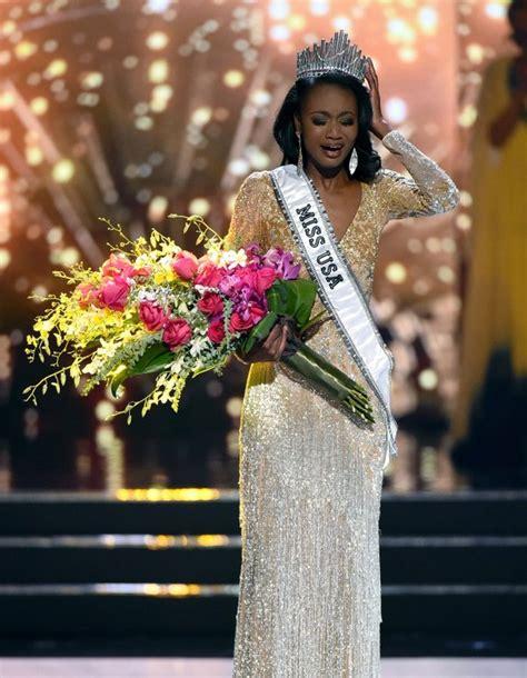 Deshauna Barber: La primera soldado que hace historia al coronarse Miss USA 2016