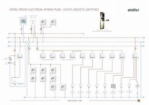 Electrical Layout Diagram