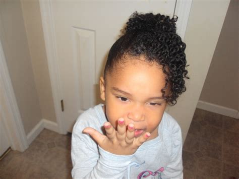 natural hairstyles for kids thirstyroots com black