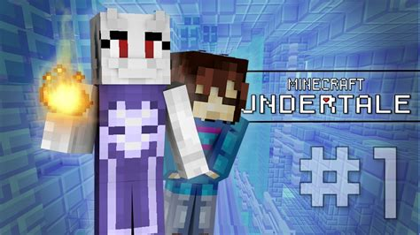 Minecraft Undertale Toriel The Caretaker! #1 (minecraft