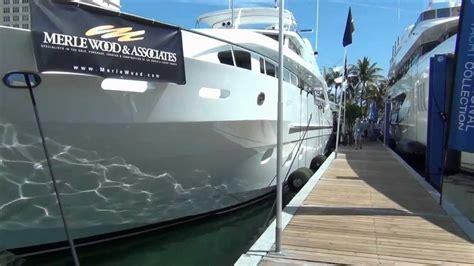 Miami Boat Show Statistics by Miami Boat Show 2012