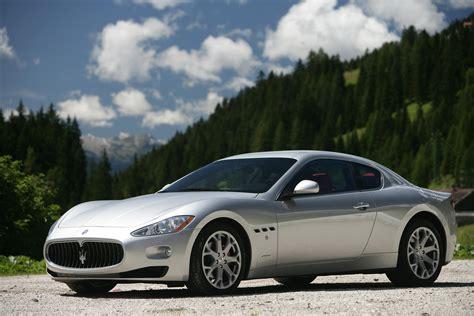 Maserati Car : 2007 Maserati Granturismo