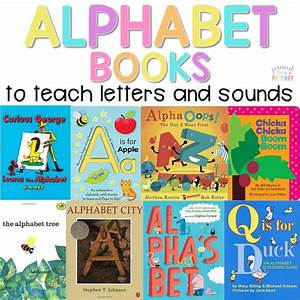 alphabet books to teach letters and sounds proud to be With lettering books alphabets