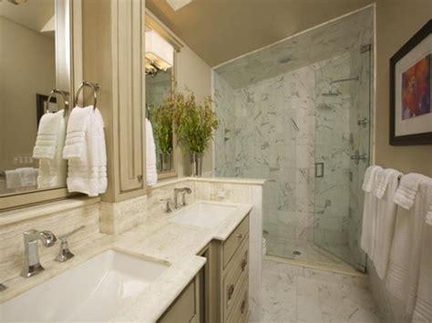 brilliant big ideas  small bathrooms interior design