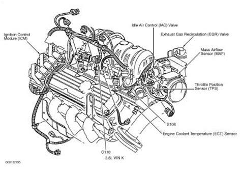 Chevy Impala Heating Engine Cooling