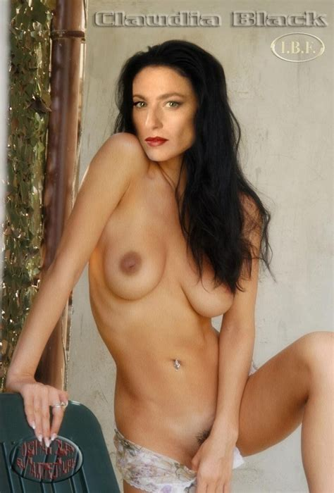 1 In Gallery Claudia Black Fake Picture 1 Uploaded