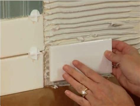 kitchen tile backsplash installation installing kitchen backsplash tiles