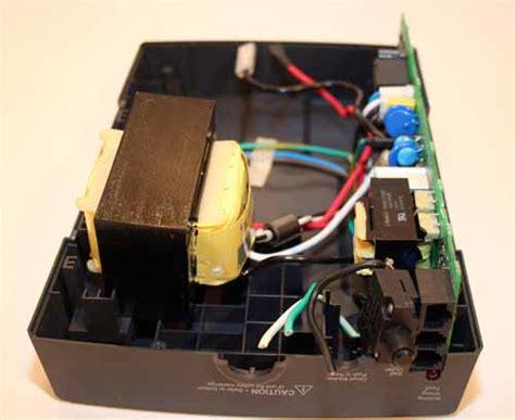 cracking open  apc battery backup techrepublic