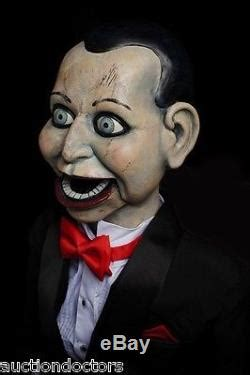 animatronic dead silence billy  prop horror puppet