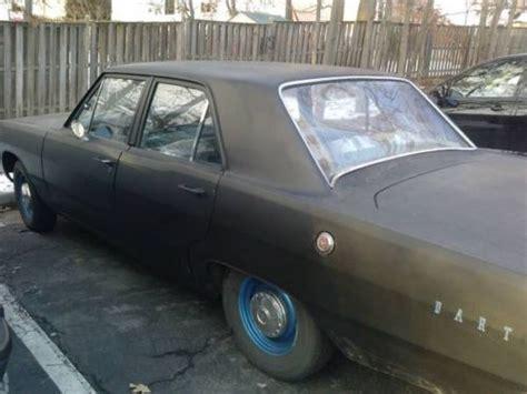 purchase   dodge dart  door sedan  lorton