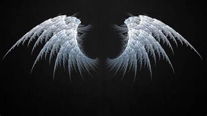 Wings Angel Wallpapers Fractal Angels Desktop Background