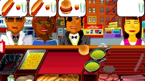 jeu de cuisine hamburger sosisli yapma oyunu bush