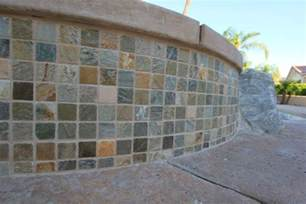 national pool tile quartzite 2x2 pool tile golden