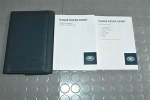 2015 Range Rover Sport Owners Manual