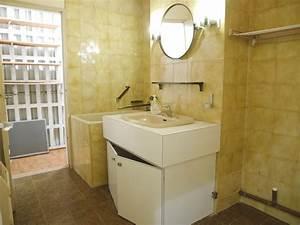 Salle De Bain Rénovation : r novation salle de bain mon avant apr s ~ Nature-et-papiers.com Idées de Décoration