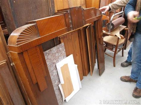 Schouw English art deco engelse houten schouw english wooden mantel for