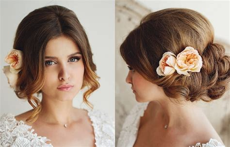 28 Prettiest Wedding Hairstyles