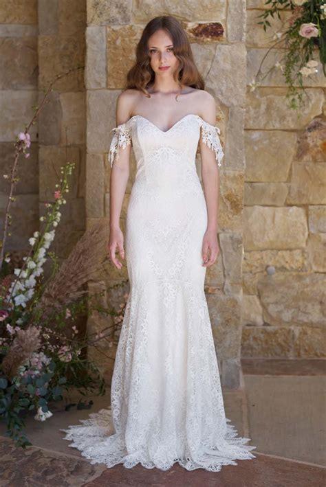 Romantique By Claire Pettibone Spring 2018 Wedding Dresses