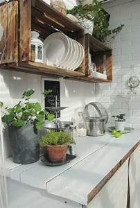 fabriquer sa table de cuisine evtod With fabriquer sa table de cuisine